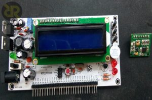 ITG3200 project with avr wizzard