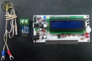 پروژه راه اندازی max6675-avr wizard
