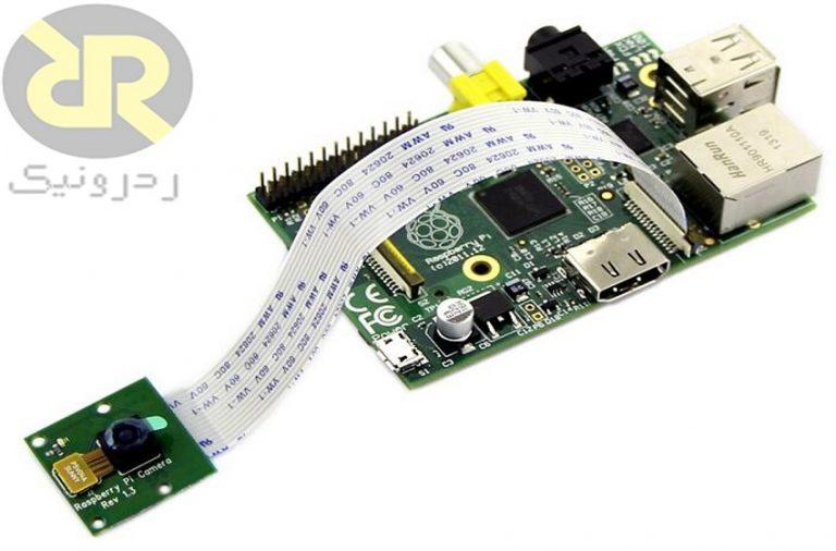 دوربین Raspberry Pi