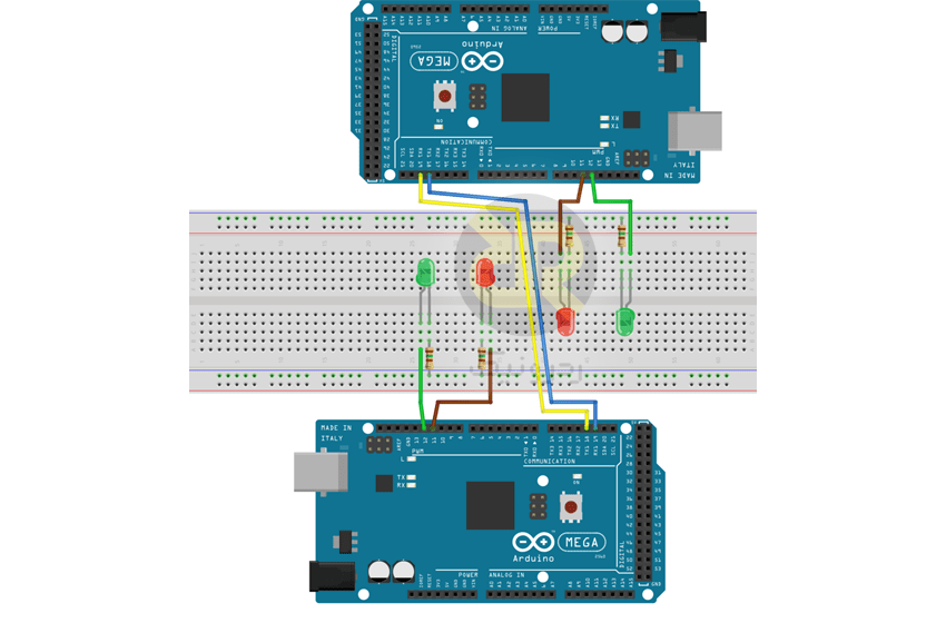 Arduino Serial Connection