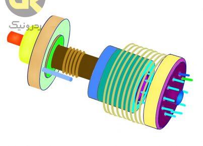 Accelerometer redronic