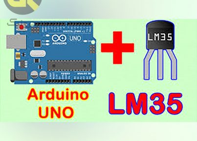 uno lm35 redronic