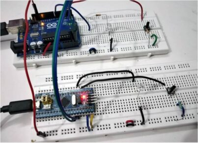 How to use I2C Communication in STM32 Microcontroller